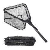 Portable Collapsible Triangular Fly Fishing Net
