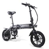 Samebike 14-дюймовый складной электрический велосипед