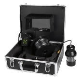 Lixada 1000TVL Unter Fischen Kamera Portable Wasserdichte 18 LEDs 360 Grad Kamera Fisch Finder 7 Zoll LCD Monitor 20 mt / 50 mt / 100 mt Kabel