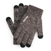 Knitted Sensitive Touchscreen Gloves