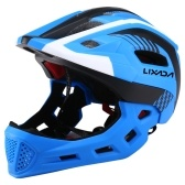 Lixada Kids Detachable Full Face Bike Helmet