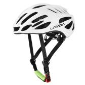 Lixada 32 Vents Ultralight Casco da ciclismo in EPS completamente modellato in EPS con rivestimento interno Casco regolabile da ciclismo in Mountain Bike per bicicletta