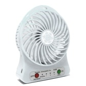LED Light Fan Electric Air Cooler