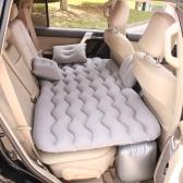 Materassino gonfiabile per auto Materassino gonfiabile per auto Lettino per seggiolino auto universale Materassino per cuscino da campeggio per esterni con 2 cuscini d