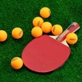 100шт 40 мм 3-звездочный Настольный теннис передовые учебные пинг-понг шаров