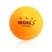 50Pcs 3-Star 40mm Настольный теннис Обучение Расширенный пинг-понг Шары