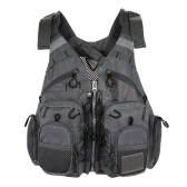 Lixada Outdoor Breathable Fishing Life Vest