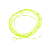 Leader di Pesca a Mosca 6FT con Tippet Ring PET Leader Furled