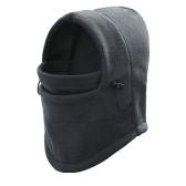 Outdoor Extra Spessore Doppio Inverno Equitazione Maschere di Sci Anti-vento CS Face Cappelli