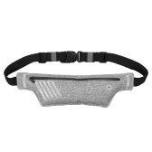 Ultralight Running Belt Fitness Workout Riñonera reflectante Fanny Pack para Hombres Mujeres 55g