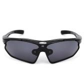 Occhiali da ciclismo polarizzati Bicicletta UV400 Protezione Sport Driving Golf Motociclismo Pesca Pattinaggio Sci viaggio Occhiali da sole