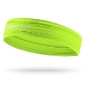 Sports Sweatbands Running Cycling Yoga Fitness Headbands Moisture Absorbent Sweat Band Head Wrap Sports Wristband