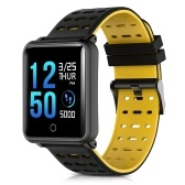 Pantalla de color Fitness Tracker Reloj inteligente GPS Digital Reloj de pulsera