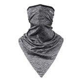 Cycling Face Mask Clothing Neck Gaiter Breathable Cooling Riding Face Wrap Outdoor Sports Scarf Men Women
