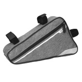 MTB Reflective Waterproof Front Tube Triangle Bag