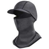 Winter Sports Warm Fleece Hat Warm Face Cover Neck Gaiter Outdoor Cap for Winter