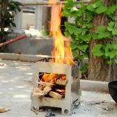 Lixada Multifuel Stove/mini Stove per Cooking /Stufa per Campeggio/Stufa All