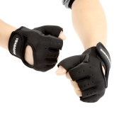 Men & Women Sport Fitness Cycling Gym Half Finger Weightlifting Gloves Exercise Training Gloves