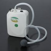 Портативный аккумулятор воздушный насос рыбалка аэратор Multi скорость упорная воды кислородом живца аквариум