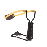 Potente soporte de ortesis muñeca plegable tiro arco de Slingshot Catapult caza al aire libre