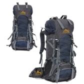 55L Открытый водостойкий спортивный рюкзак