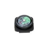 20mm 10pcs Mini Con Aceite Slip-sobre el Compass Set de correa de reloj o Paracord Pulseras acampar al aire libre Senderismo Viajar Herramienta de Supervivencia en Emergencias