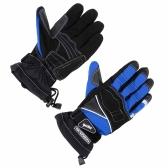 2pcs Scoyco invierno impermeable a prueba de viento térmico motociclismo guantes