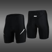 ARSUXEOストレッチ通気性と速乾性あるのコンプレッションショーツ メンズサイクリングランニングタイツショーツ