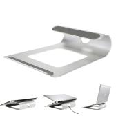 Alumínio ergonômico do suporte da doca da mesa do suporte do portátil da liga de alumínio