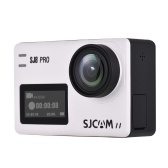 SJCAM SJ8 PRO Action Kamera 4K / 60FPS WiFi Sport Cam Weiß Bare-Metal-Version