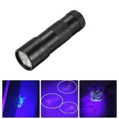 12LEDs Portable UV Flash Light Watermark Detector