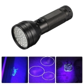 51LEDs Portable UV Flash Light Watermark Detector