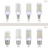 E14 E27 24 szt 36 szt 48 szt 69szt zabawna kukurydza LED reflektor żarówka