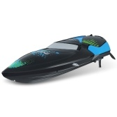 JJRC S3 Latitude 2.4GHz 2CH 25KM / h High Speed ​​Mini RC Racing Boat RTR