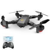 VISUO XS809W Uaktualniona wersja XS809HW 2.4G Składany Quadcopter Quadififi FPV Selfie Drone - RTF
