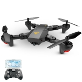 VISUO XS809W versión actualizada XS809HW 2.4G plegable RC Quadcopter Wifi FPV Selfie Drone - RTF