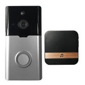 Smart Wireless WiFi Security DoorBell Night Vision Video Door Phone