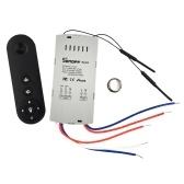 Sonoff iFan02スマートスイッチコントローラ
