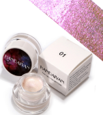 HANDAIYAN 5 colores Polar Lights Highlight Cream Make Up Cosméticos de larga duración Crema correctora Rainbow Highlighter Stick Palette Shimmer Highlighting Powder