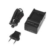 Cargador de batería rápido de pared para GoPro HD Hero 3 cámara AHDBT-301 AHDBT-201 ST-37