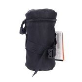Fly Leaf Lens Case Pouch Bag 15 * 8.5cm for DSLR Nikon Canon Sony Lenses FY-3