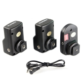 Universal 16 Channels Radio Wireless Remote Speedlite Flash Trigger 1 Transmitter & 2 Receivers