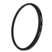 Andoer UV 82mm Filtr ultrafioletowy Lens Protector do Canon Nikon DSLR Camera