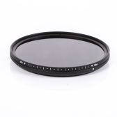 Fotga 72mm Schlank Fader ND-Filter einstellbar Variable Neutral Density ND2 zu ND400 für Canon / Nikon 18-200 Canon 18-85