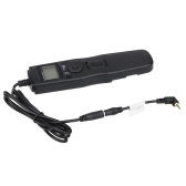 Fogta Shutter Release Cable Timer Remote Control with C1 Cable for Canon 60D 70D 450D 700D Pentax K5 K30 K200D