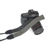 Caméra épaule Neck Vintage sangle pour Sony Canon Nikon Olympus Panasonic Pentax DSLR