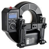Godox Witstro AR400 400W Li-ion Battery Ring Flash Speedlite + LED Video Light for Canon Nikon DSLR Cameras