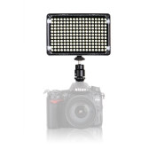 Aputure Amaran AL-H198C Camera LED Light CRI95+ 3200-5500K Temperature Adjustment with Hot Shoe Mount Carrying Bag