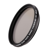 Fotga 46mm Slim Fader ND Variable filtro ajustable de densidad neutra ND2 a ND400