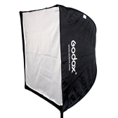 "Godox Portable Softbox 50 * 70cm / 20"" * 27.6"" Umbrella Reflector for Speedlight"